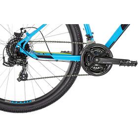 "GT Bicycles Aggressor Sport 29"" gloss cyan blue"